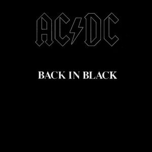 Back in Black Album