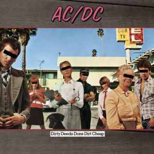 Dirty Deeds Done Dirt Cheap Album