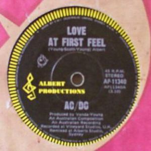 Love at First Feel Album