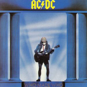 Who Made Who Album