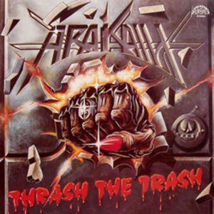 Thrash the trash Album