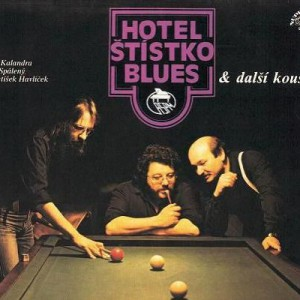 Hotel Štístko blues Album