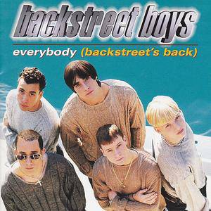 Everybody (Backstreet's Back) Album