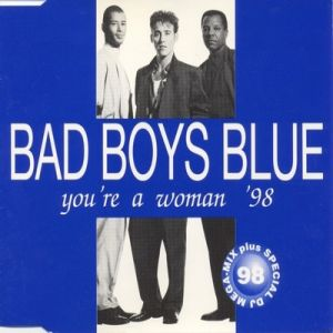 You're a Woman '98 - album