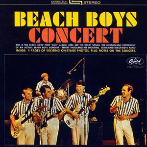Beach Boys Concert Album