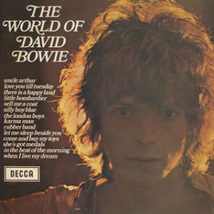 The World of David Bowie Album