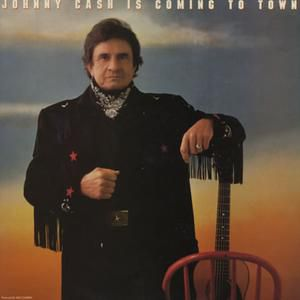 Johnny Cash Is Coming to Town Album
