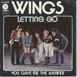 Letting Go Album