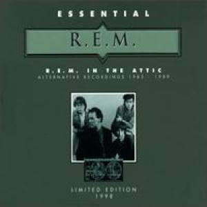 R.E.M.: In the Attic – Alternative Recordings 1985–1989 Album