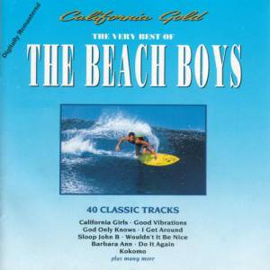 California Gold: The Very Best of the Beach Boys Album