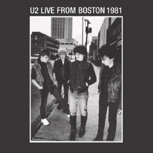Live from Boston 1981 Album