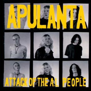 Attack of the A.L. People Album