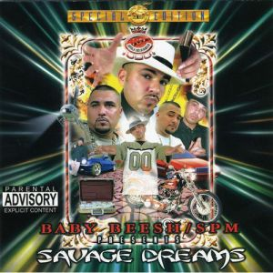 Savage Dreams Album