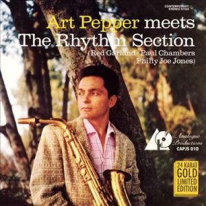 Art Pepper Meets the Rhythm Section Album