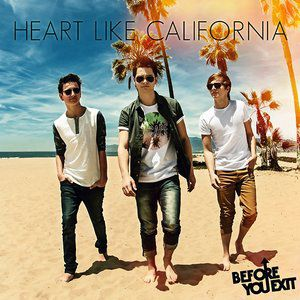 Heart Like California Album