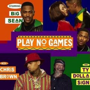 Play No Games Album