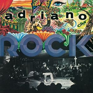 Adriano rock Album