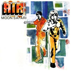 Moon Safari Album