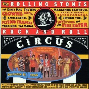 The Rolling Stones Rock and Roll Circus Album
