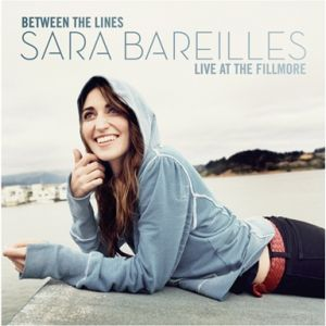 Between the Lines: Sara Bareilles Live at the Fillmore Album