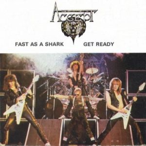 Fast as a Shark Album