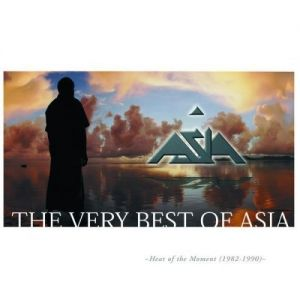 The Very Best of Asia: Heat of the Moment (1982-1990) Album