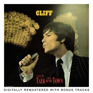 Cliff: Live at the Talk of the Town Album