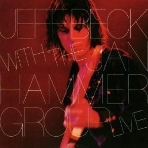 Jeff Beck With the Jan Hammer Group Live Album