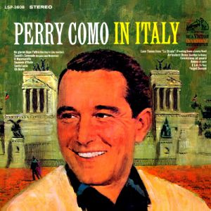 Perry Como in Italy Album