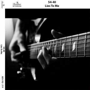 Lies to Me Album