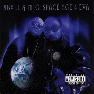 Space Age 4 Eva Album