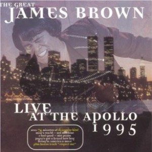 Live at the Apollo 1995 Album