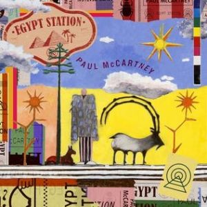 Egypt Station Album